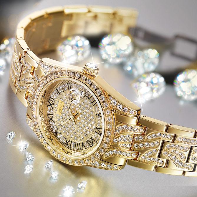 Relógio Joia Royal Lady Galeria